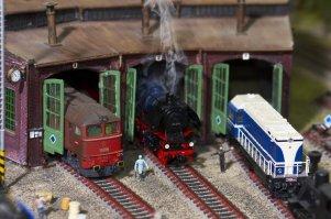 Modely železnic