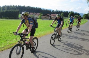 Bavorsko na kolech